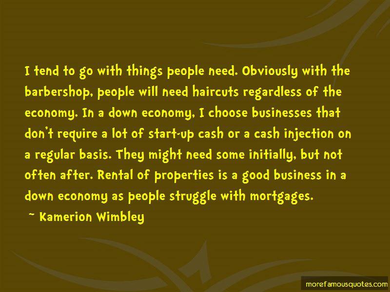Kamerion Wimbley Quotes