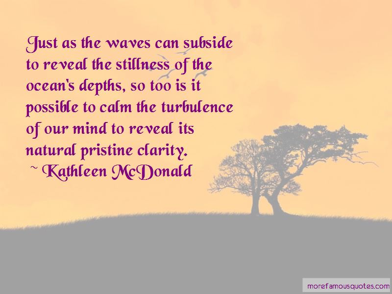 Kathleen McDonald Quotes Pictures 2