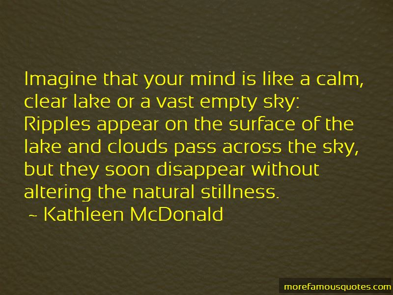 Kathleen McDonald Quotes Pictures 4
