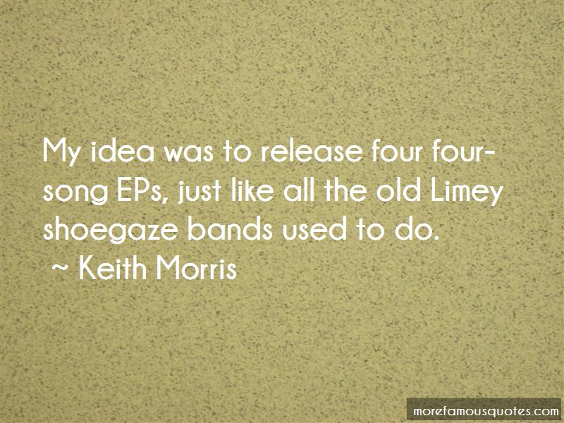 Keith Morris Quotes Pictures 3