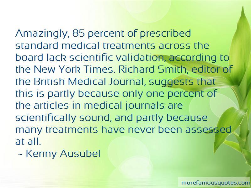 Kenny Ausubel Quotes Pictures 4