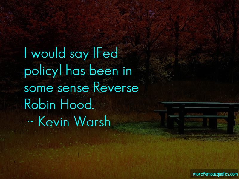 Kevin Warsh Quotes Pictures 2