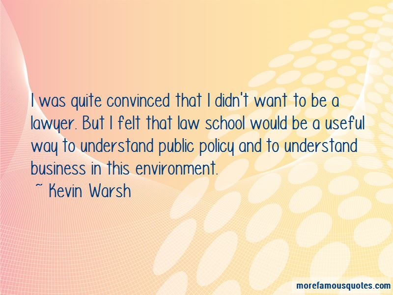 Kevin Warsh Quotes Pictures 3
