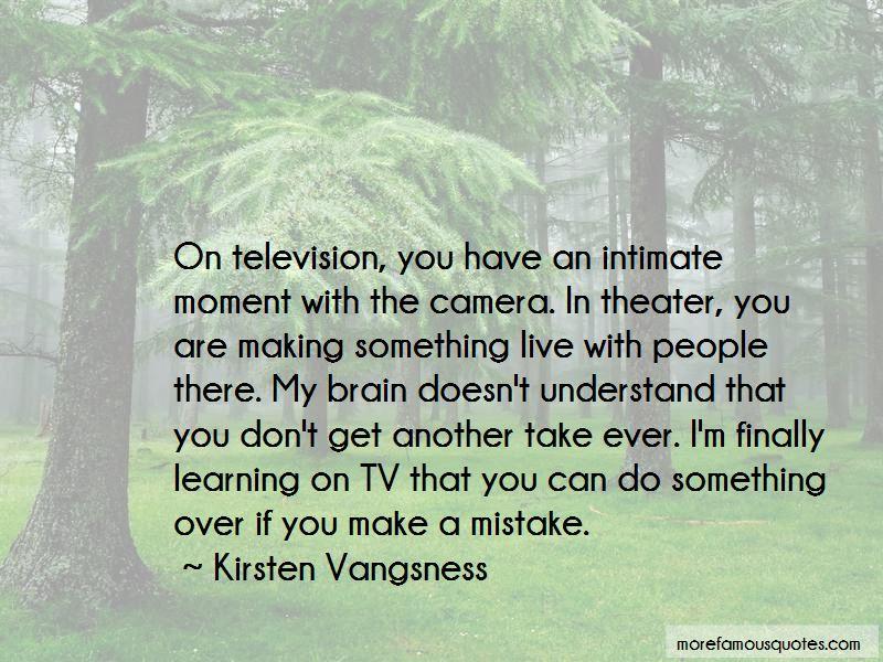 Kirsten Vangsness Quotes