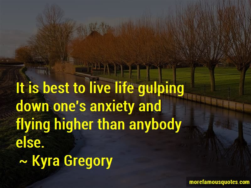 Kyra Gregory Quotes Pictures 2