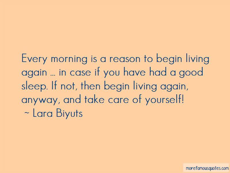 Lara Biyuts Quotes Pictures 3