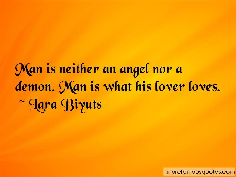 Lara Biyuts Quotes