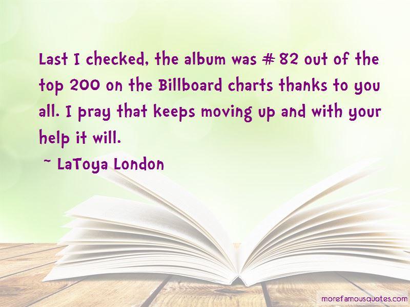 LaToya London Quotes Pictures 4