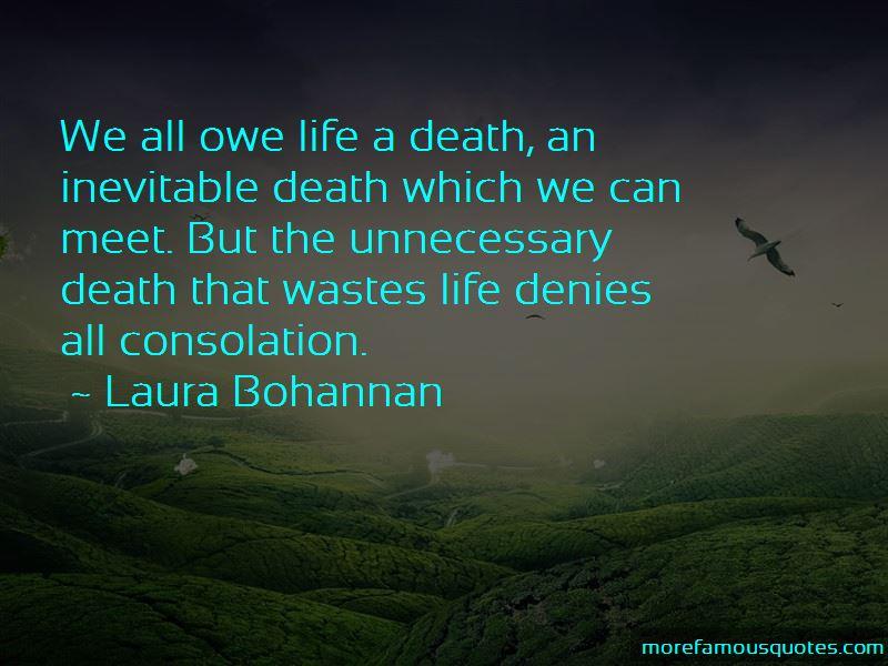 Laura Bohannan Quotes
