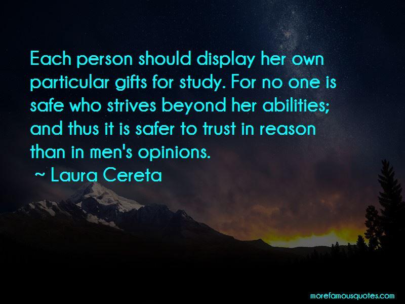 Laura Cereta Quotes Pictures 3