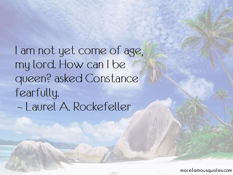 Laurel A. Rockefeller Quotes Pictures 4