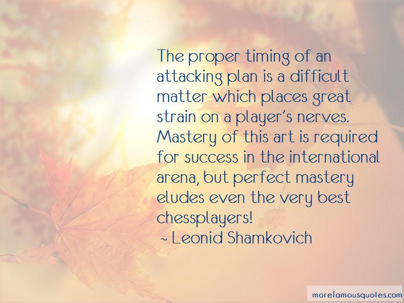 Leonid Shamkovich Quotes Pictures 2