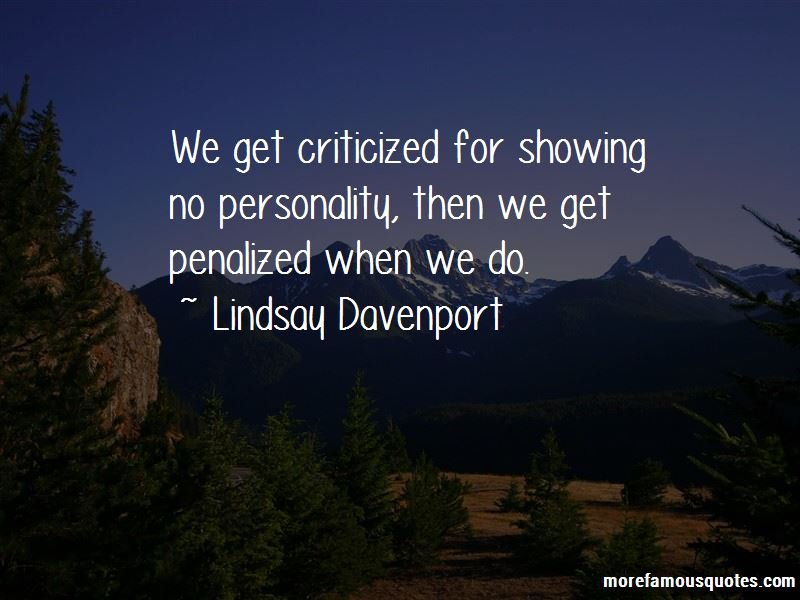 Lindsay Davenport Quotes Pictures 3