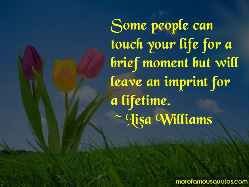 Lisa Williams Quotes Pictures 4