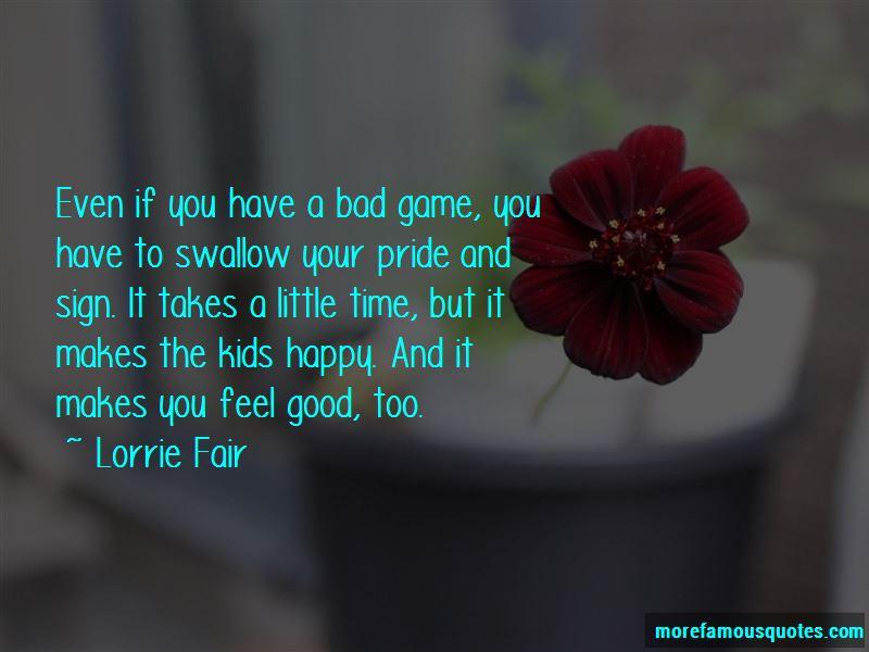 Lorrie Fair Quotes Pictures 2
