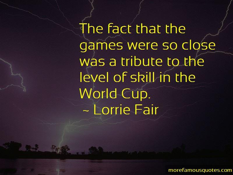 Lorrie Fair Quotes Pictures 3