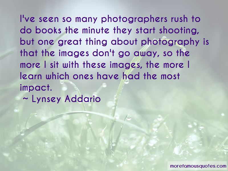 Lynsey Addario Quotes Pictures 2