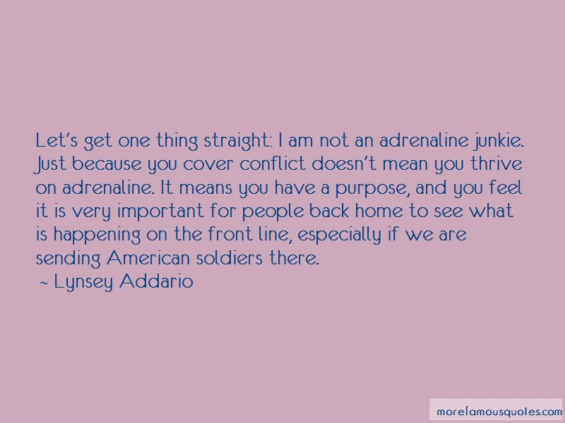 Lynsey Addario Quotes Pictures 4