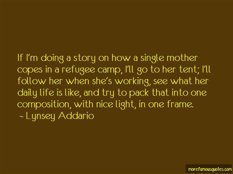 Lynsey Addario Quotes