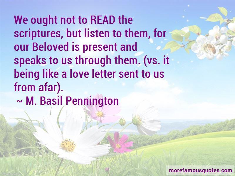 M. Basil Pennington Quotes Pictures 2