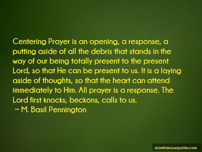M. Basil Pennington Quotes Pictures 4
