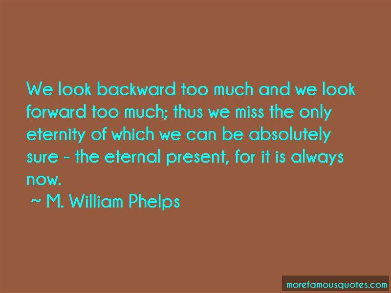M. William Phelps Quotes