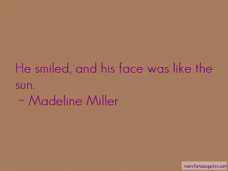 Madeline Miller Quotes
