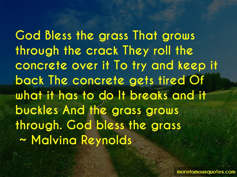 Malvina Reynolds Quotes Pictures 2
