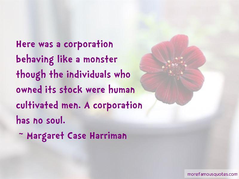 Margaret Case Harriman Quotes Pictures 4