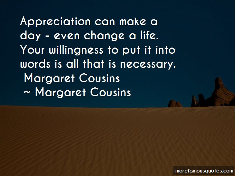 Margaret Cousins Quotes Pictures 2