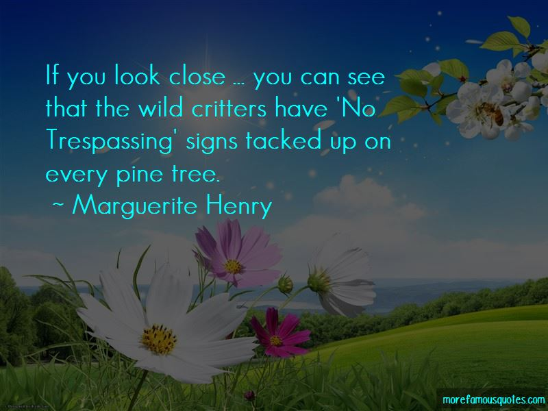 Marguerite Henry Quotes Pictures 2