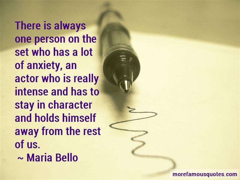 Maria Bello Quotes Pictures 4