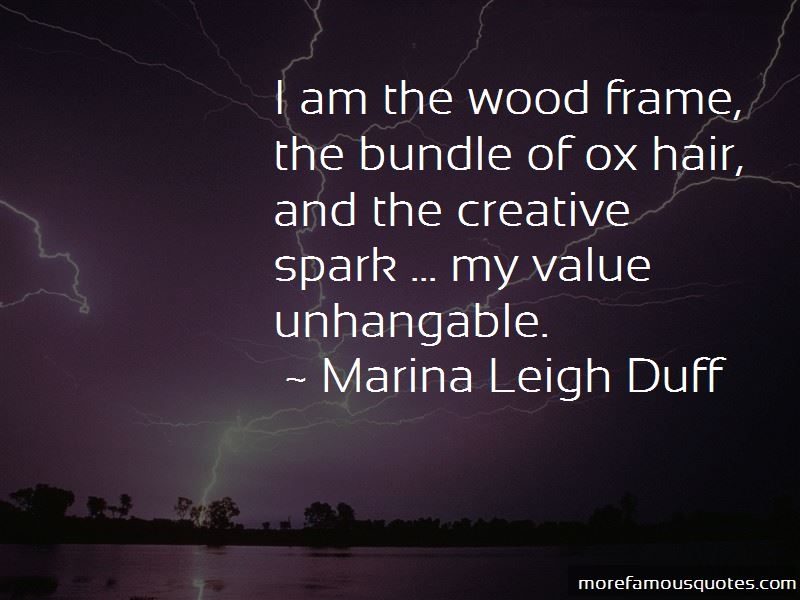 Marina Leigh Duff Quotes Pictures 2