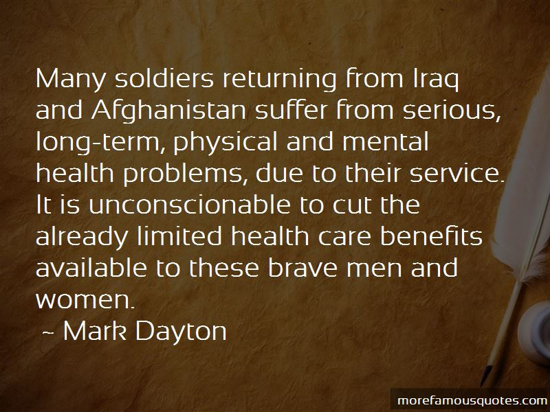 Mark Dayton Quotes Pictures 2
