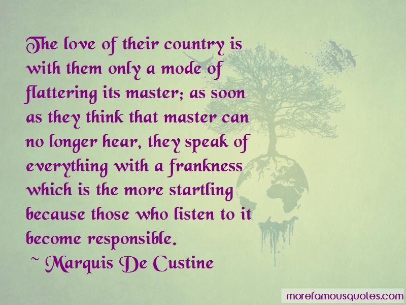 Marquis De Custine Quotes Pictures 3