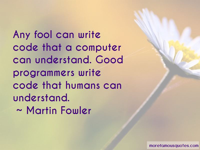 Martin Fowler Quotes Pictures 4