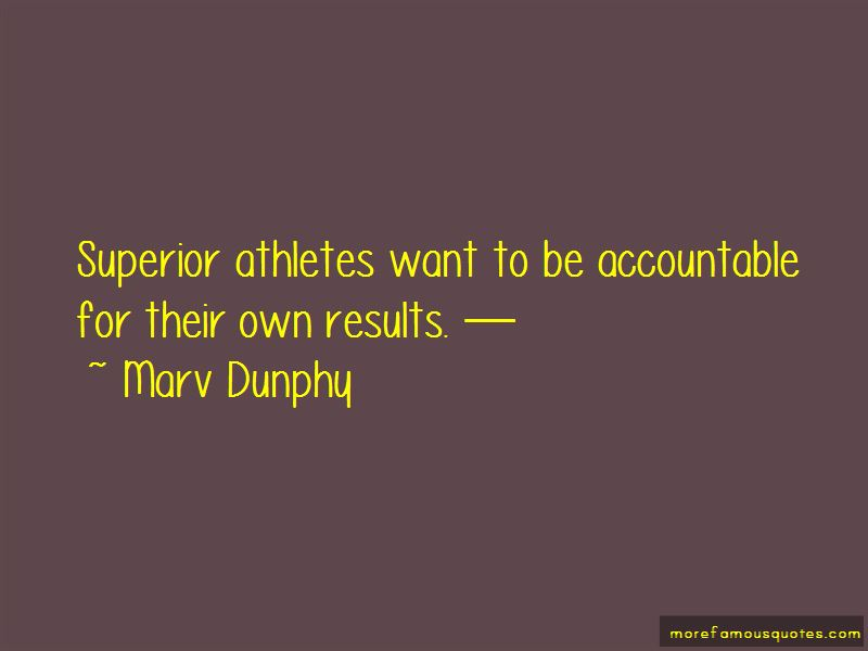 Marv Dunphy Quotes
