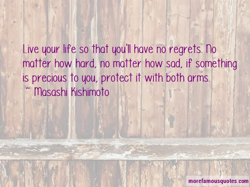Masashi Kishimoto Quotes Pictures 2