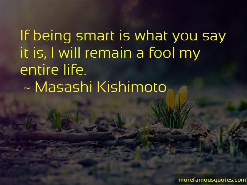 Masashi Kishimoto Quotes Pictures 3
