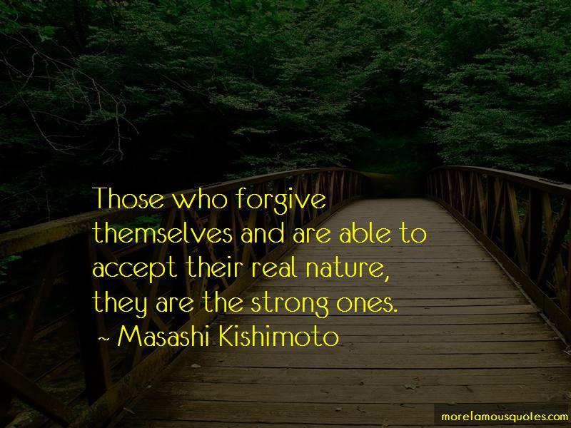 Masashi Kishimoto Quotes Pictures 4