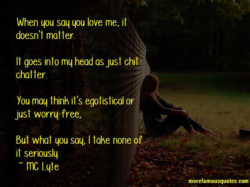 MC Lyte Quotes