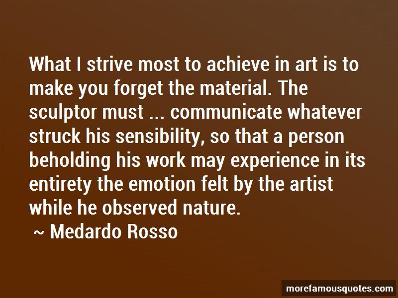 Medardo Rosso Quotes Pictures 2