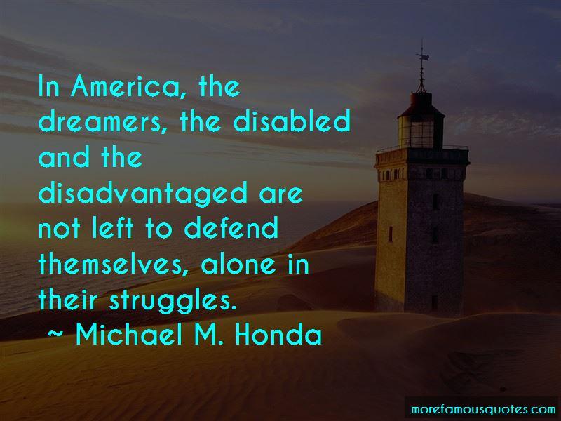 Michael M. Honda Quotes Pictures 4