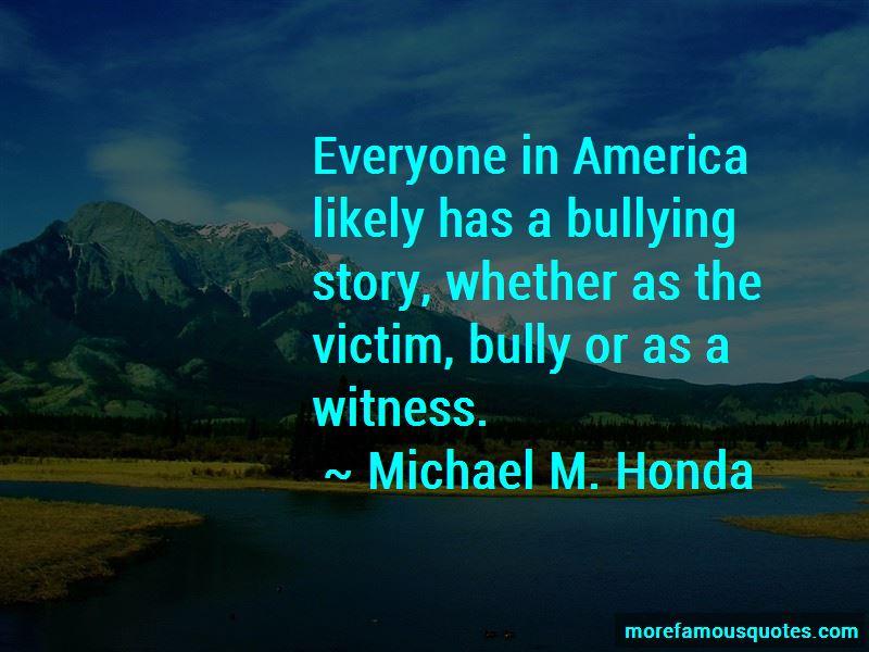 Michael M. Honda Quotes
