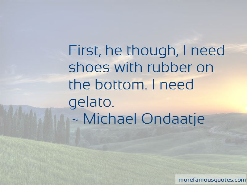 Michael Ondaatje Quotes Pictures 2