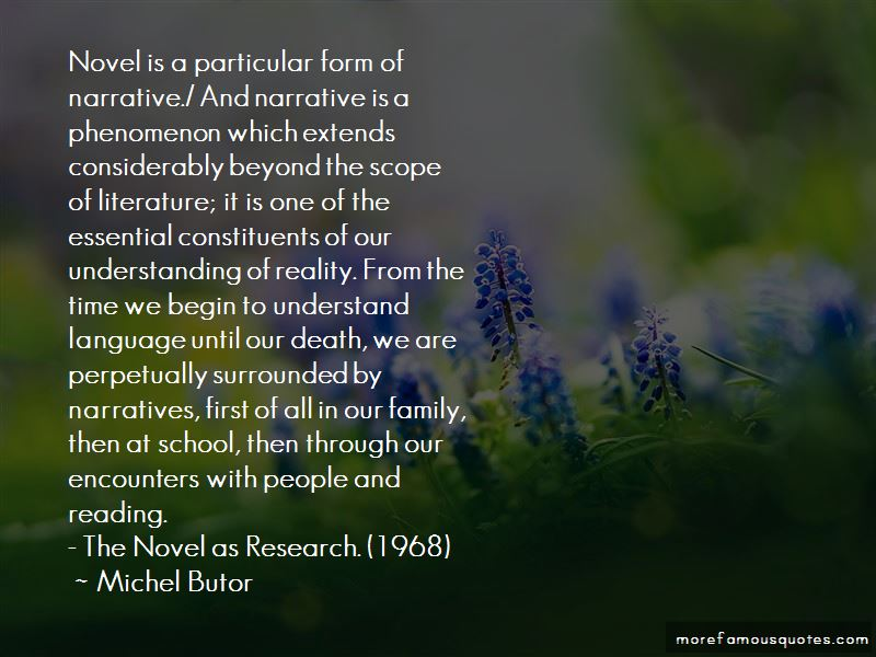 Michel Butor Quotes Pictures 2