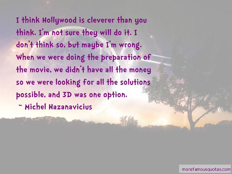 Michel Hazanavicius Quotes Pictures 3