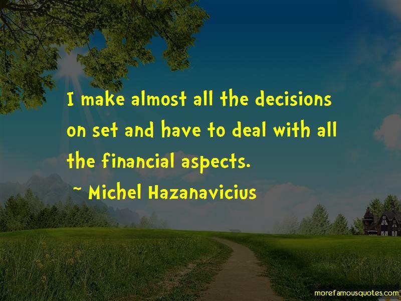 Michel Hazanavicius Quotes Pictures 4
