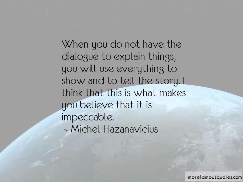 Michel Hazanavicius Quotes