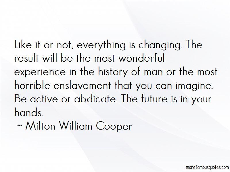Milton William Cooper Quotes Pictures 2